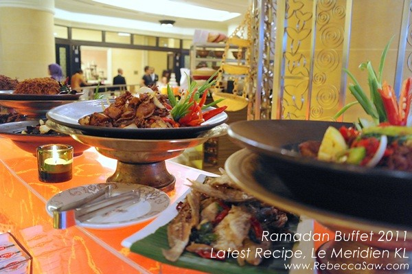 Ramadan Buffet - Latest Recipe, LE Meridien-17