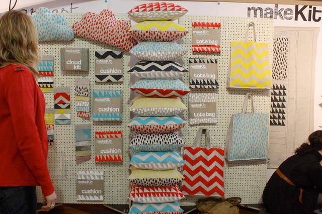 Design:Made:Trade 2011 - Harvest Textiles