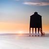 Burnham (Scott Howse) Tags: uk sunset england sky lighthouse coast sand somerset lee filters burnham graduated 09h 09s