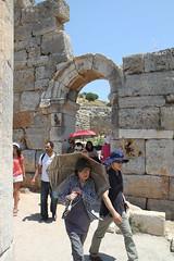 IMG_4933 (CTPPIX.com) Tags: voyage trip vacation people canon turkey asian eos ancient ruins tour roman urlaub turkiye ct tourist korean 7d ctp selcuk ephesus efes ege turchia tatil turkei christpehlivan ctppix