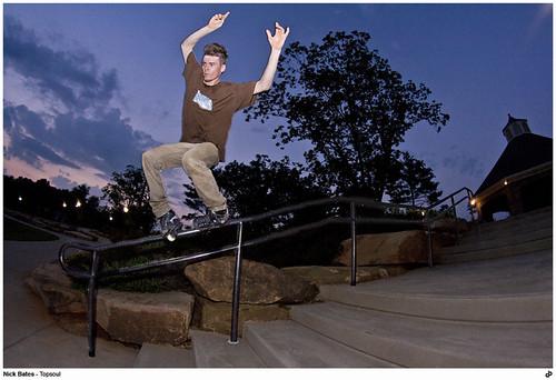 Nick Bates