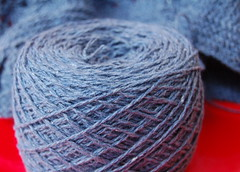 Kollage Riviting Yarn - made from recycled jeans