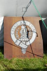 Clan MacLaren crest