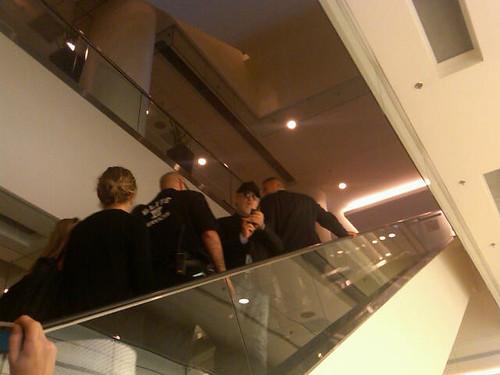 Comic-Con 2011 Spielberg Pic