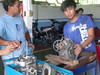 philippines real motorcycle mechanic (pcdepotbakari) Tags: honda motard motorcyclemechanic xrm