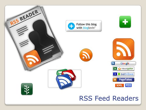 Blogging Tools - RSS Readers