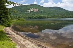 Tirrell Pond (doveoggi) Tags: pond adirondacks upstatenewyork newyorkstate northvillelakeplacidtrail tirrellpond 8388