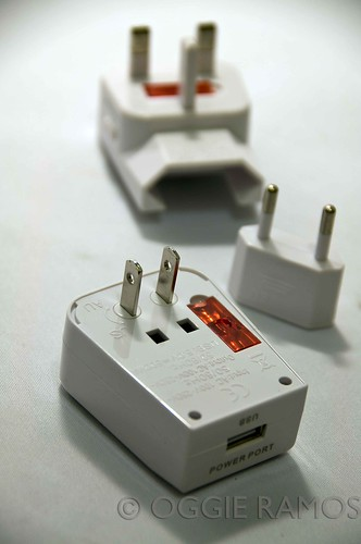 Travel Buddies - Universal Adapter