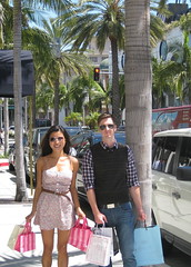 Stop for a quick SHOP on Rodeo Drive!