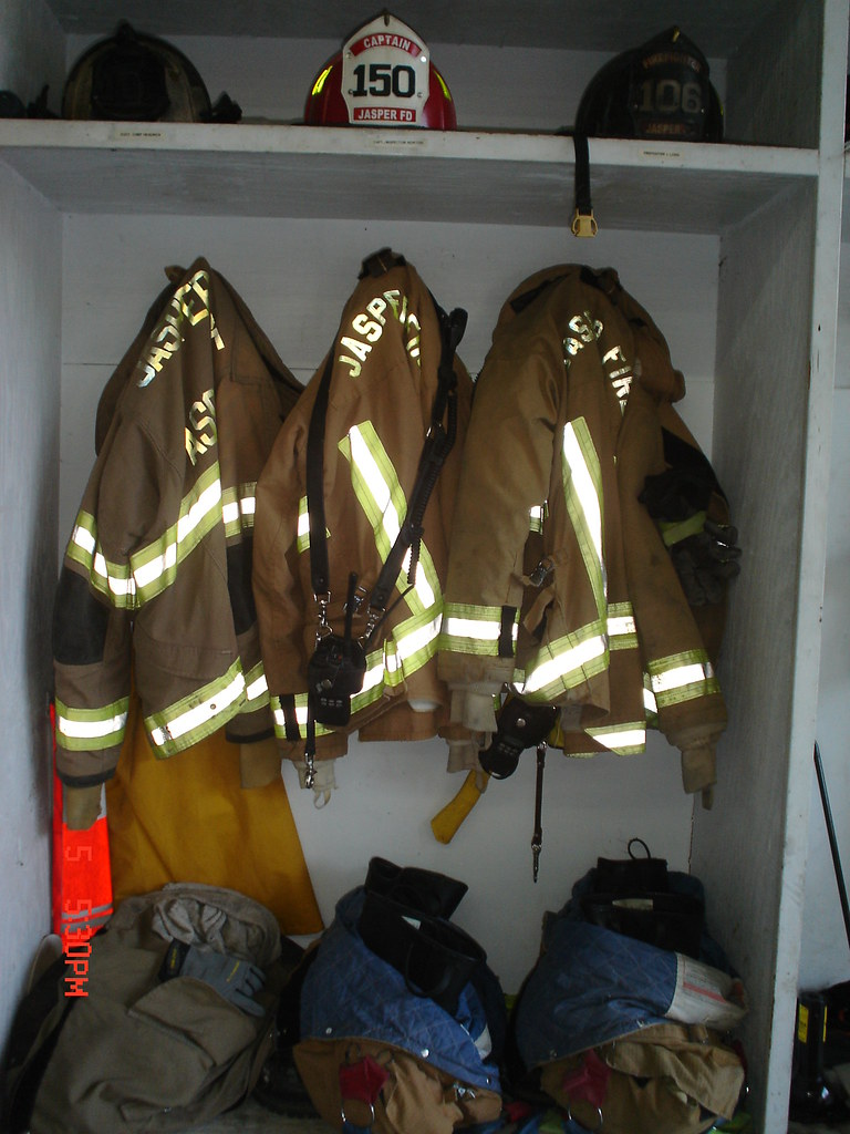 Bunker Gear--Turn Out & Turn it UP!
