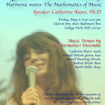 Music and Math Talk, Catherine Asaro