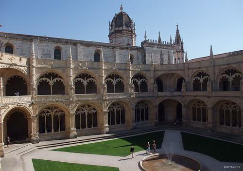 Claustro do Mosteiro
