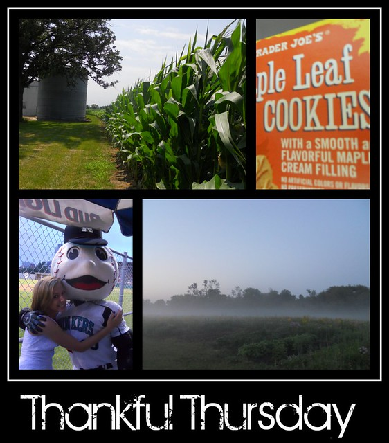 Thankful Thursday July 28