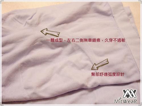 MitWeaR Antibacterial underwear