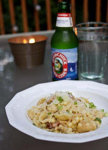 A homemade pasta dish I actually liked.