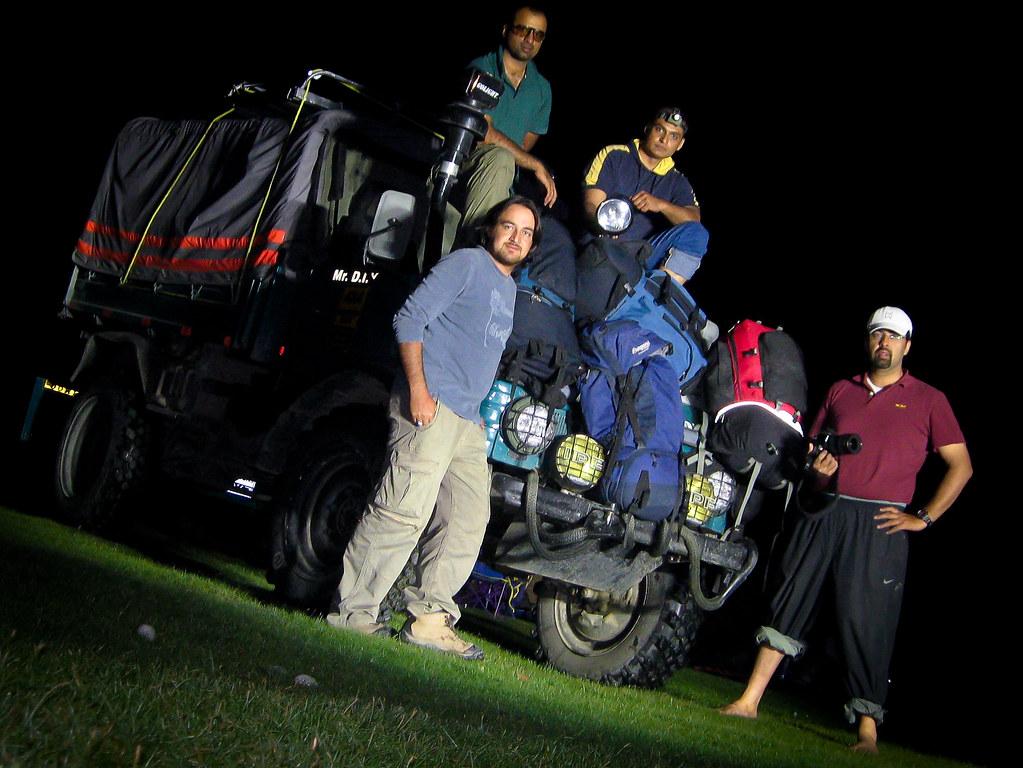 Team UNIMOG Punga 2010 @Elevation 14200ft–Via Babusar-Sheosar–Burzil–Minimerg–Butogah - 5988435786 4cff5af92a b