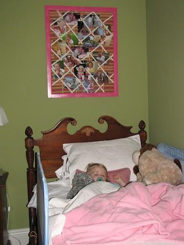 Anna's Bed