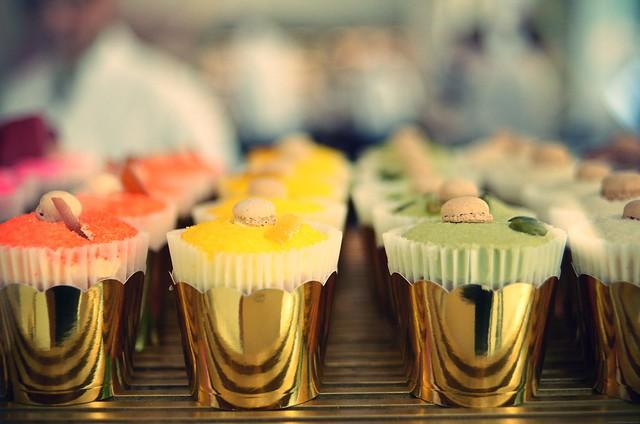 Bottega cupcakes