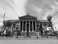 The City of Palermo 3 (tommysparma) Tags: bw italy june canon blackwhite sicily palermo biancoenero 2011