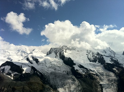 Gornergrat #4 by Davide Restivo