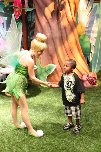 Tinker Bell's Magical Nook at the Magic Kingdom