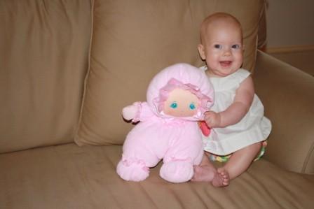 Annie Five Months 434
