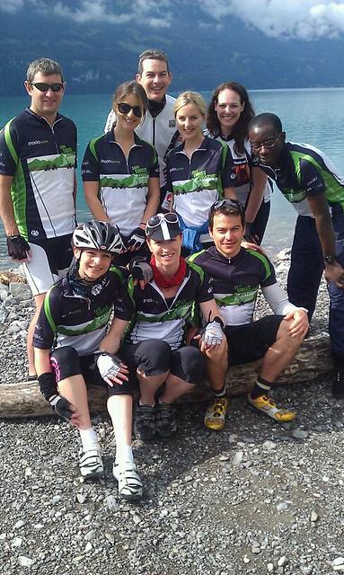 Swiss cycling group