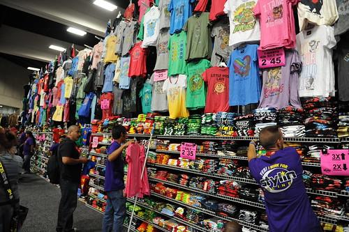 San Diego Comic-Con 2011: T-Shirts
