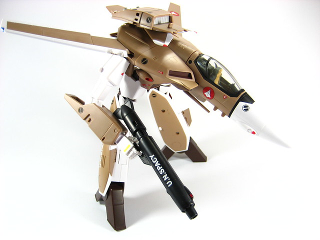 1/60 VF-1A Mass Production Gerwalk Mode
