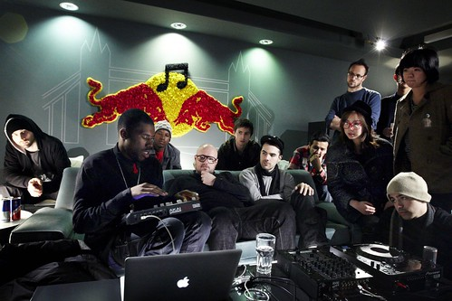 Red Bull Music Academy - London
