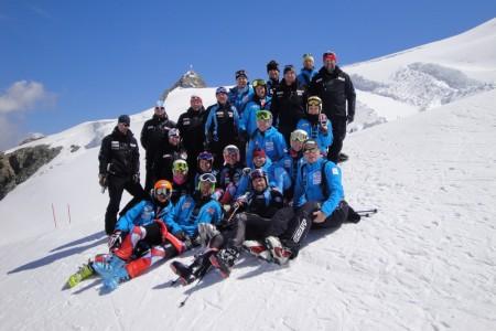 Čeští alpští lyžaři - návrat pod Matterhorn