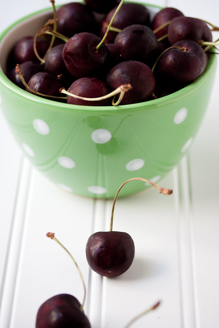 Fresh Bing Cherries
