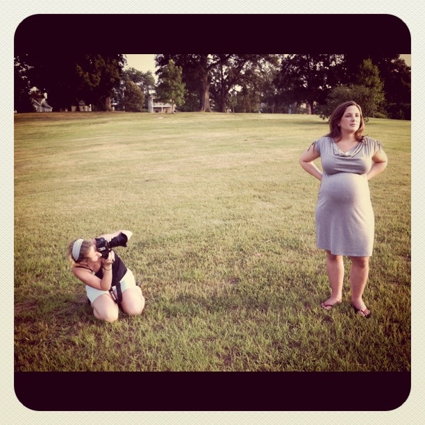 Maternity session with Joanna