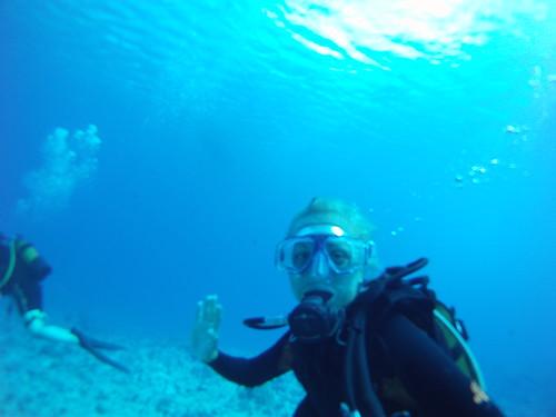 Lisa Diving
