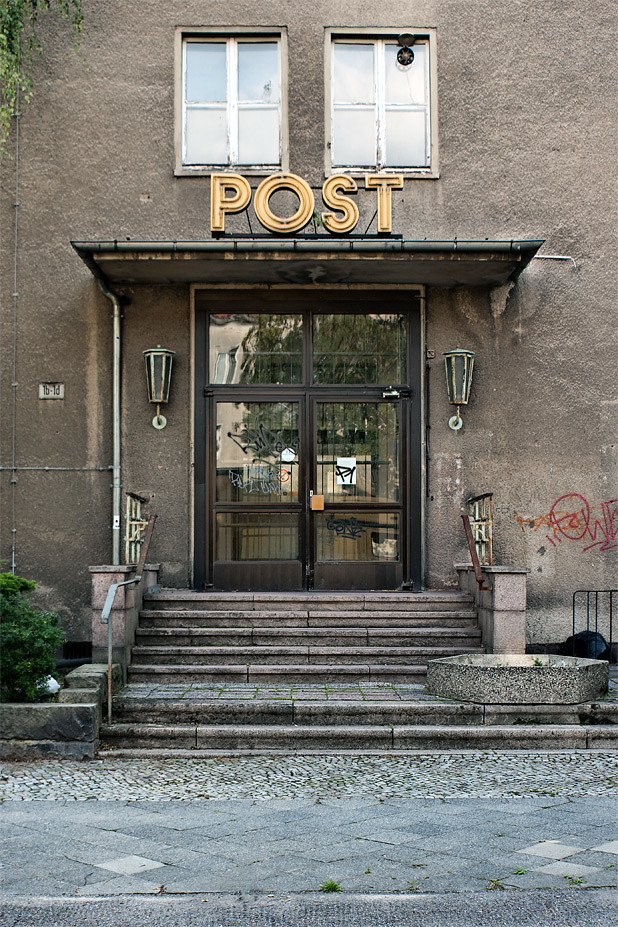 Post in Biesdorf by solemone