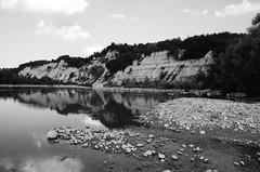 DSC_3486 (riccardo.fissore) Tags: white black river adams hyperfocal alba fiume distance bianco nero ansel tanaro iperfocale