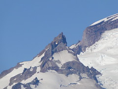 Little Tahoma from Crystal Peak trail.