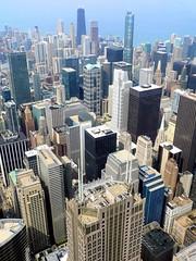 011 Chicago - Downtown (Arnim Schulz) Tags: usa chicago skyline liberty arquitectura architektur achitecture architectura