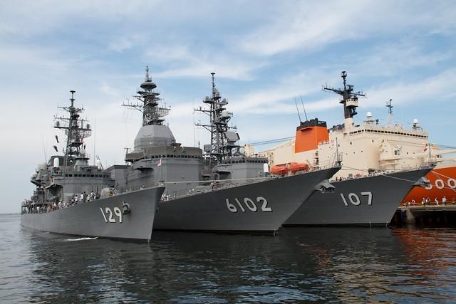 海上自衛隊 護衛艦
