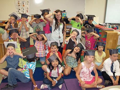 Crazy Kinder class