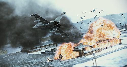 Ace Combat Assault Horizon Trophies