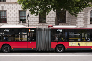 London tourist bus trap René Schmalschläger