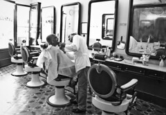 Barbearia Campos (Maron) Tags: portugal lisboa barber supermarion marionnesje