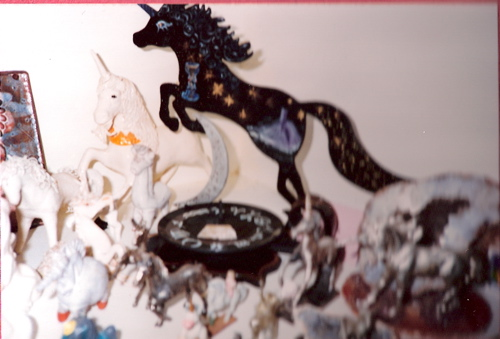 Unicorn from Glastonbury, June 1992