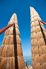 Fossili navali viventi (alecani) Tags: sardegna santa sardinia tradition sardinien regata stagno pescatori tradizione giusta fastosi fassonis