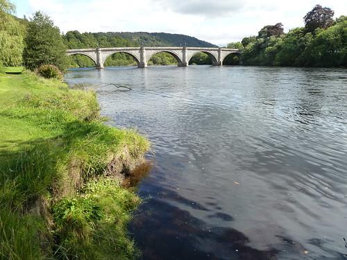 River Tay at Dunkeld