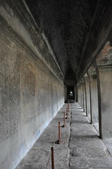 The outer gallery bas-relifs - Angkor Wat