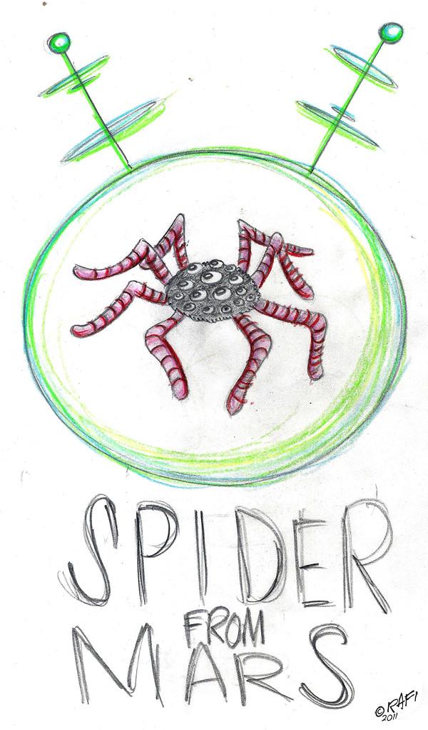 Halloween31_SpiderFromMars