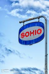 SOHIO sign (Muncybr) Tags: sohio alumcreekdelewareohscottkelbyworldwidephotowalkbrianmuncymuncybryahoocom photographedbybrianmuncy