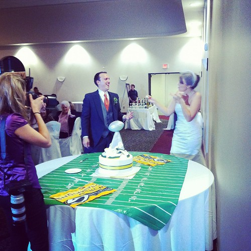 the groom's cake